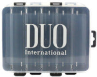 Коробка DUO Reversible Box 145 Pearl Black/Clear