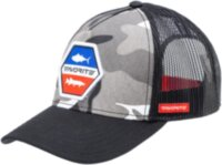 Кепка Favorite Gray Camo Red/Blue Logo 58