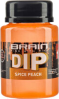 Дип для бойлов Brain F1 Spice Peach (персик/специи) 100ml
