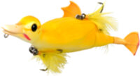 Воблер Savage Gear 3D Suicide Duck 105F 105mm 28.0g #02 Yellow