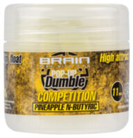 Бойлы Brain Dumble Pop-Up Competition Pineapple N-butiric 11mm 20g