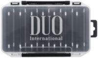 Коробка DUO Reversible Box 100 Pearl Black/Clear