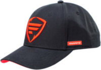 Кепка Favorite Black Red F Logo 58